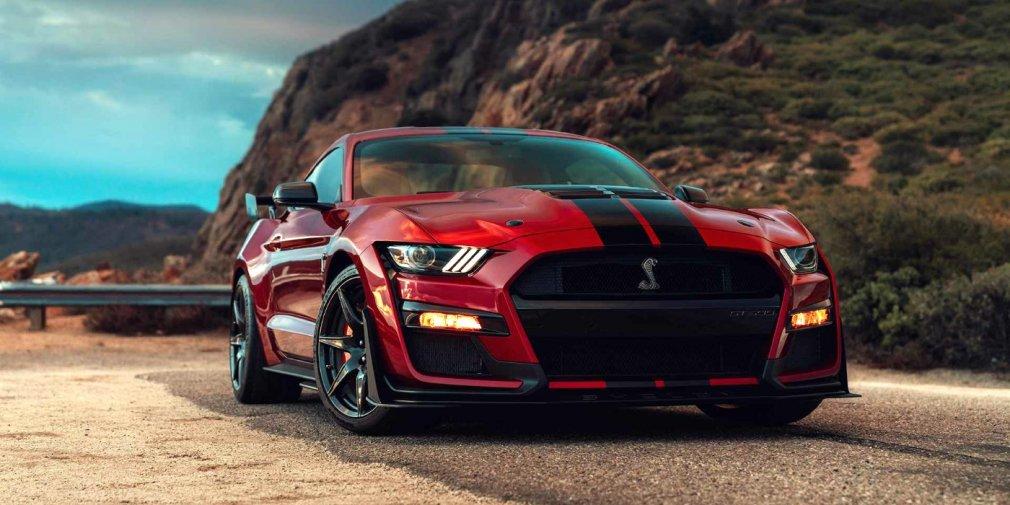 Ford выпустил быстрейший Mustang в истории 1