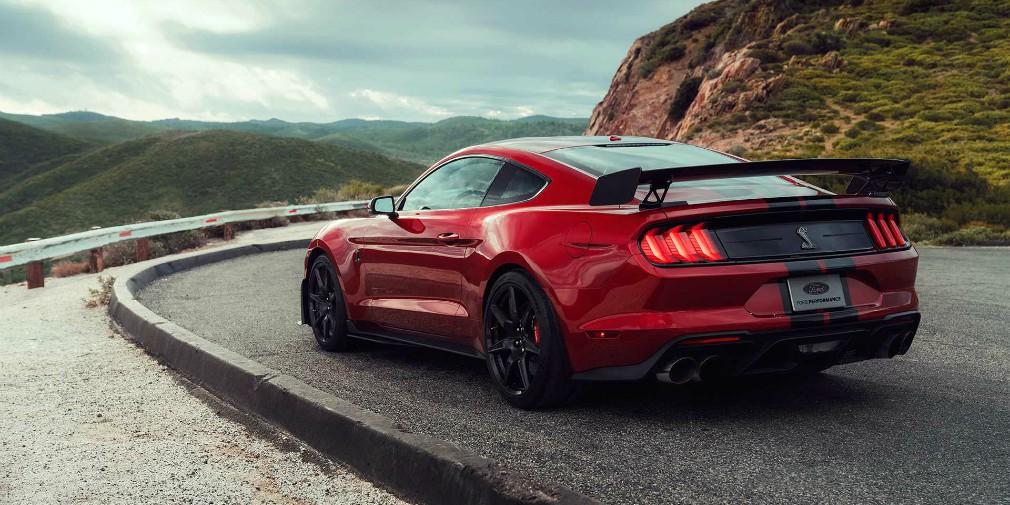 Ford выпустил быстрейший Mustang в истории 2