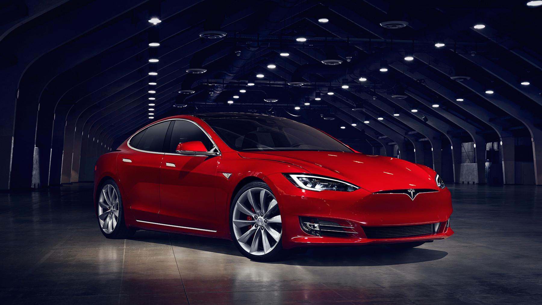 Tesla отзовет автомобили в Китае 1