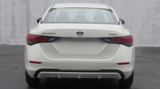 Внешность Nissan Sentra-2020 полностью раcсекречена 1