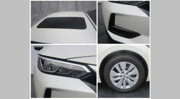 Внешность Nissan Sentra-2020 полностью раcсекречена 2