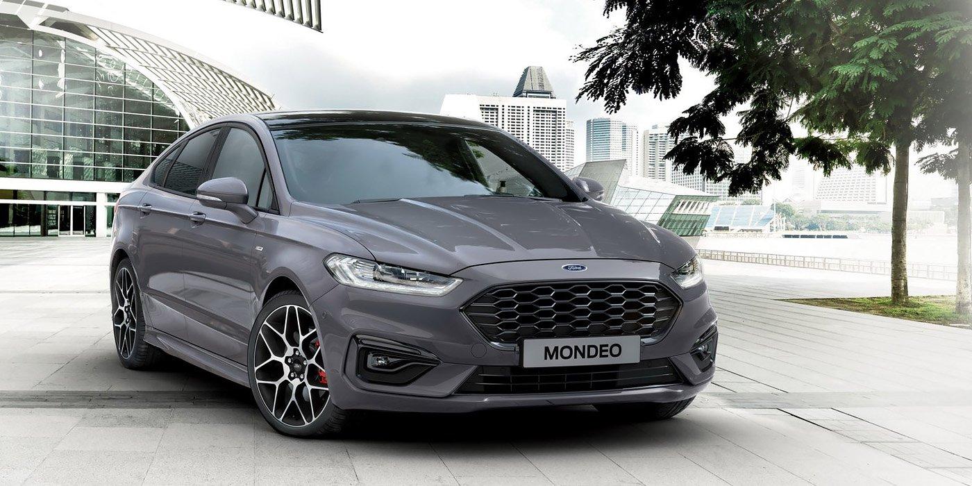 Ford представил обновленный Mondeo 1