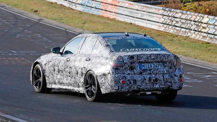 BMW готовит спецверсию новой M3 2