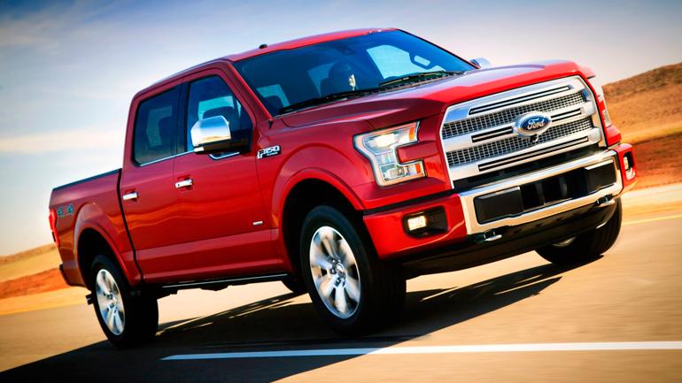 Ford разрабатывает электроверсию культового пикапа 1