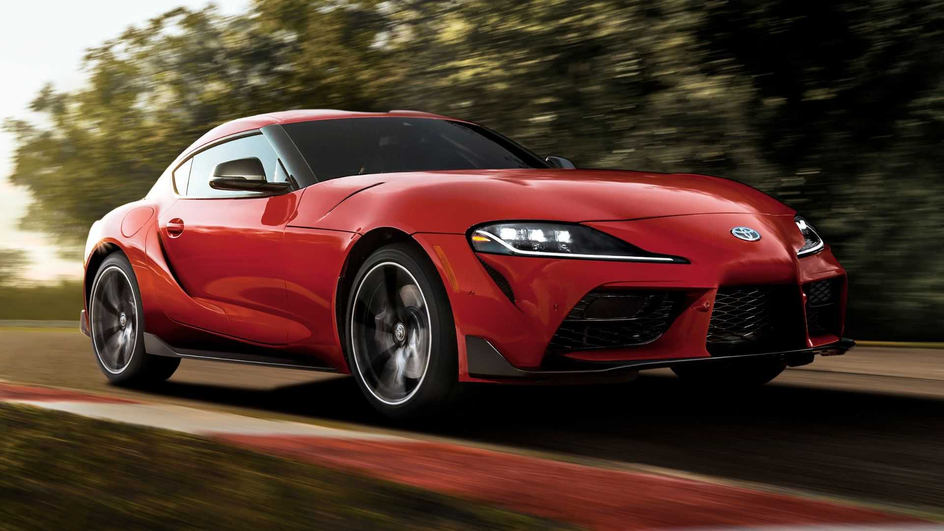 Новая Toyota Supra может установить рекорд Нюрбургринга 1
