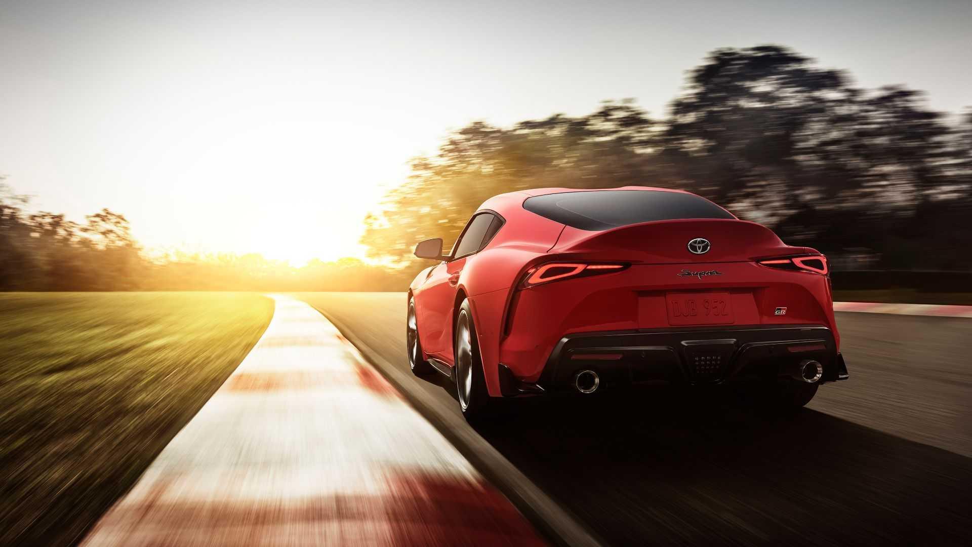 Новая Toyota Supra может установить рекорд Нюрбургринга 2