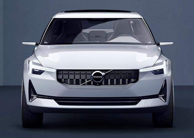 Volvo V40 будет заменен новым кросс-купе 2