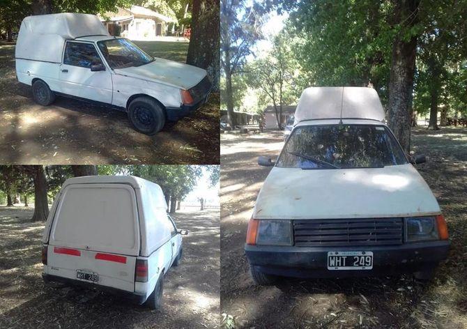 Автомобиль Таvria Pick Up выставлен на продажу в Аргентине 1