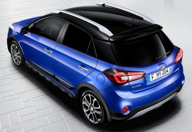 Hyundai готовится к продажам обновленного кросс-хэтча i20 Active 1