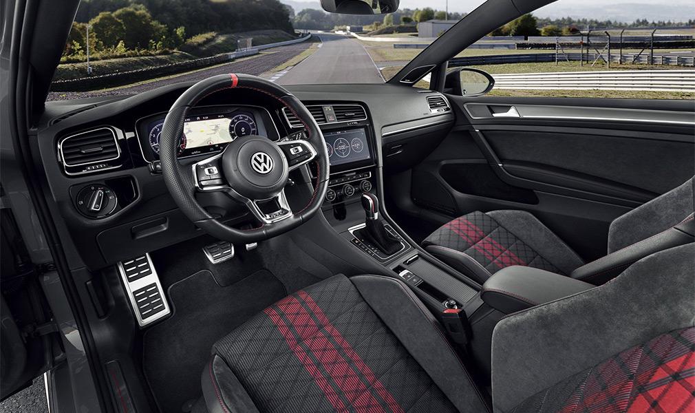 Volkswagen запустил в серию 290-сильный Golf в стиле гоночного автомобиля 2