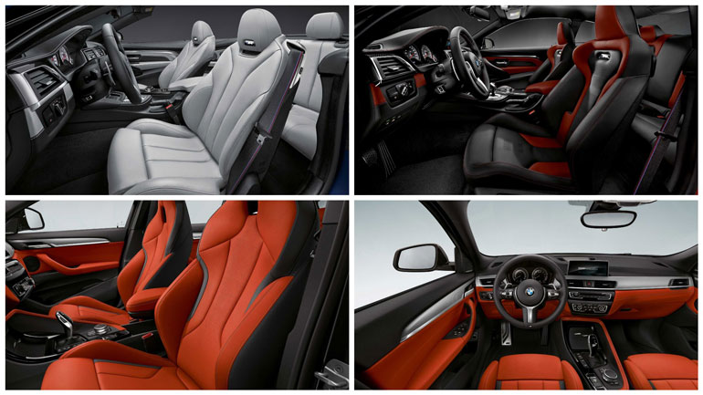 BMW анонсировала рестайлинг кроссоверов BMW X1, BMW X2 и BMW X5 3