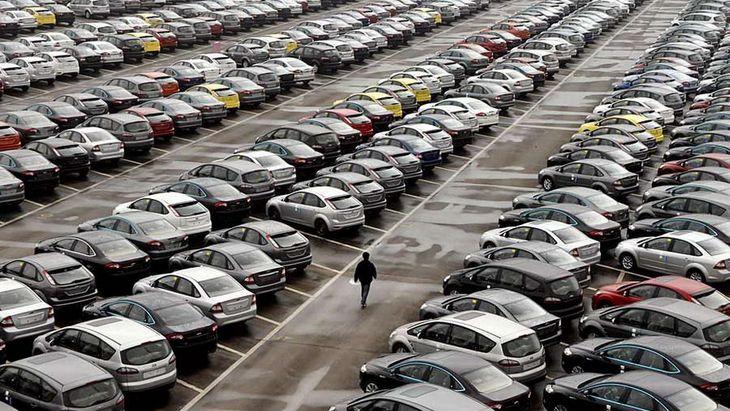 Продажи автомобилей в Китае упали впервые за 28 лет 1