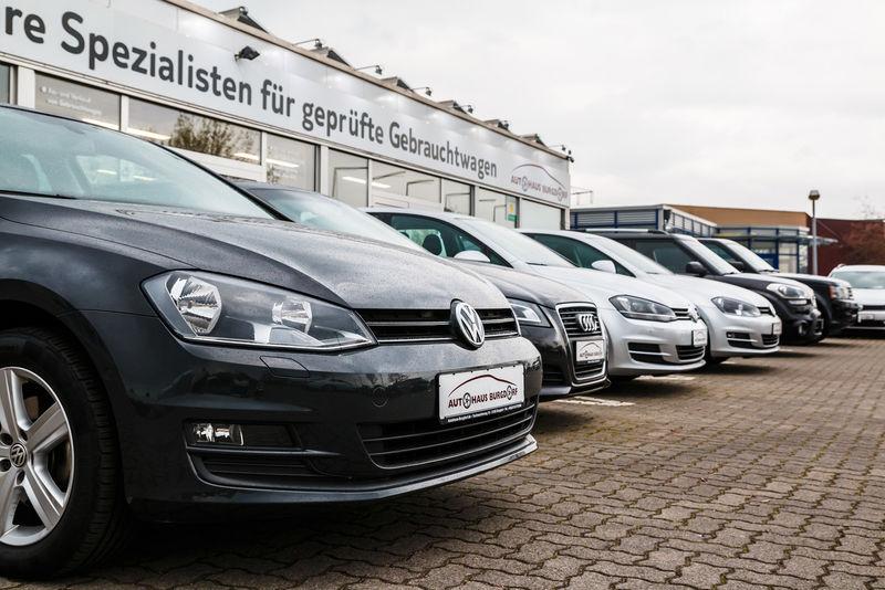 В Европе обрушились продажи новых легковых автомобилей 1