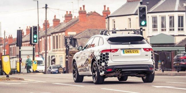 В Jaguar придумали, как избавиться от пробок 1