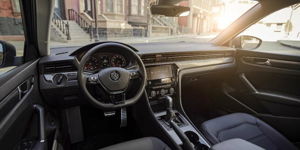 Volkswagen представил новый Passat 3