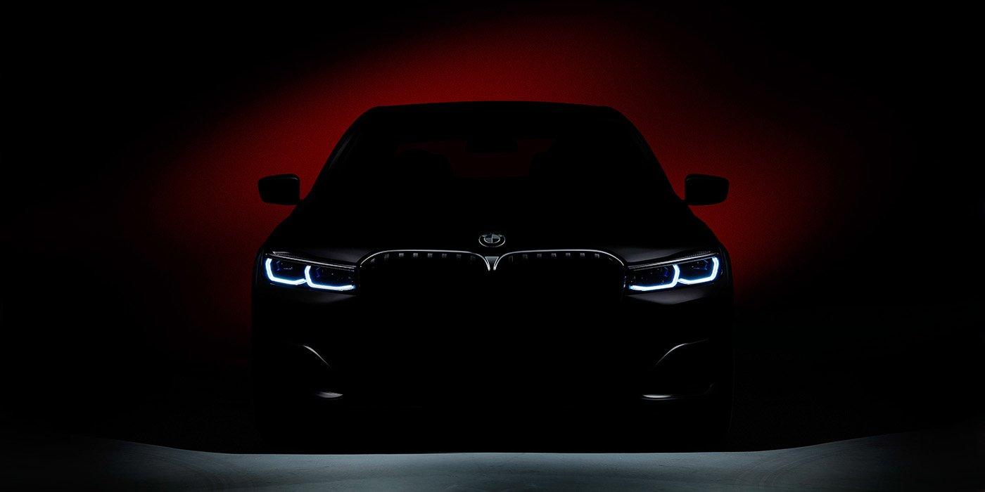 BMW анонсировала премьеру обновленного седана 7-Series 1