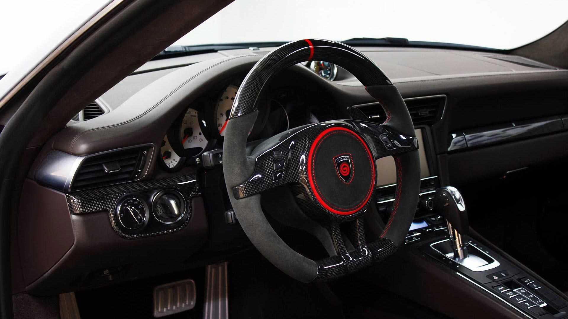 Gemballa представила 807-сильный Porsche 911 Turbo 2