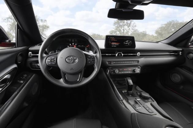 Toyota наконец-то раскрыла новую «Супру» 2