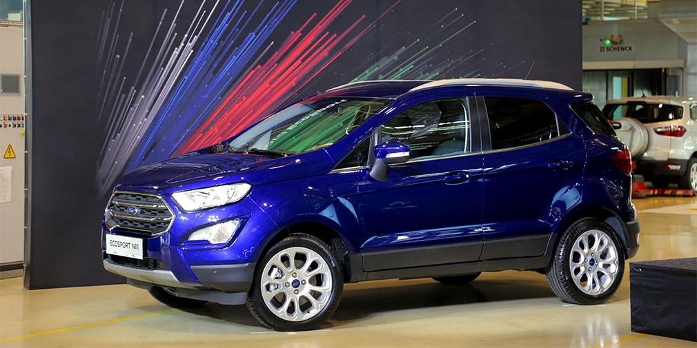 Ford может закрыть свои заводы в России 1