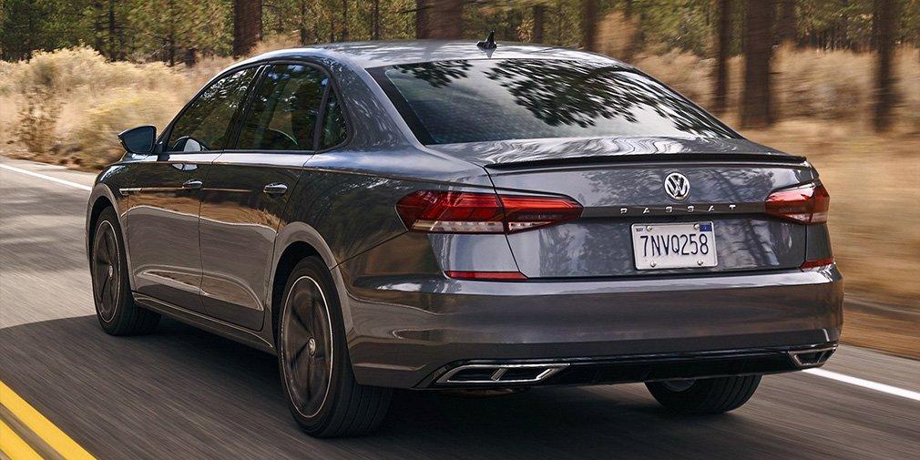 В интернете показали внешность нового Volkswagen Passat 1