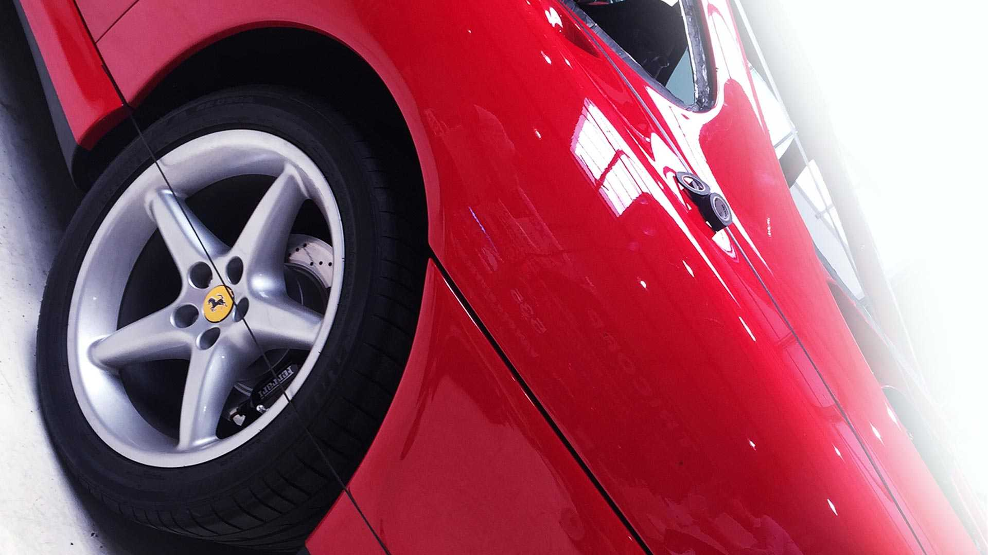 Британцы возродят Ferrari Breadvan на базе 550 Maranello 2