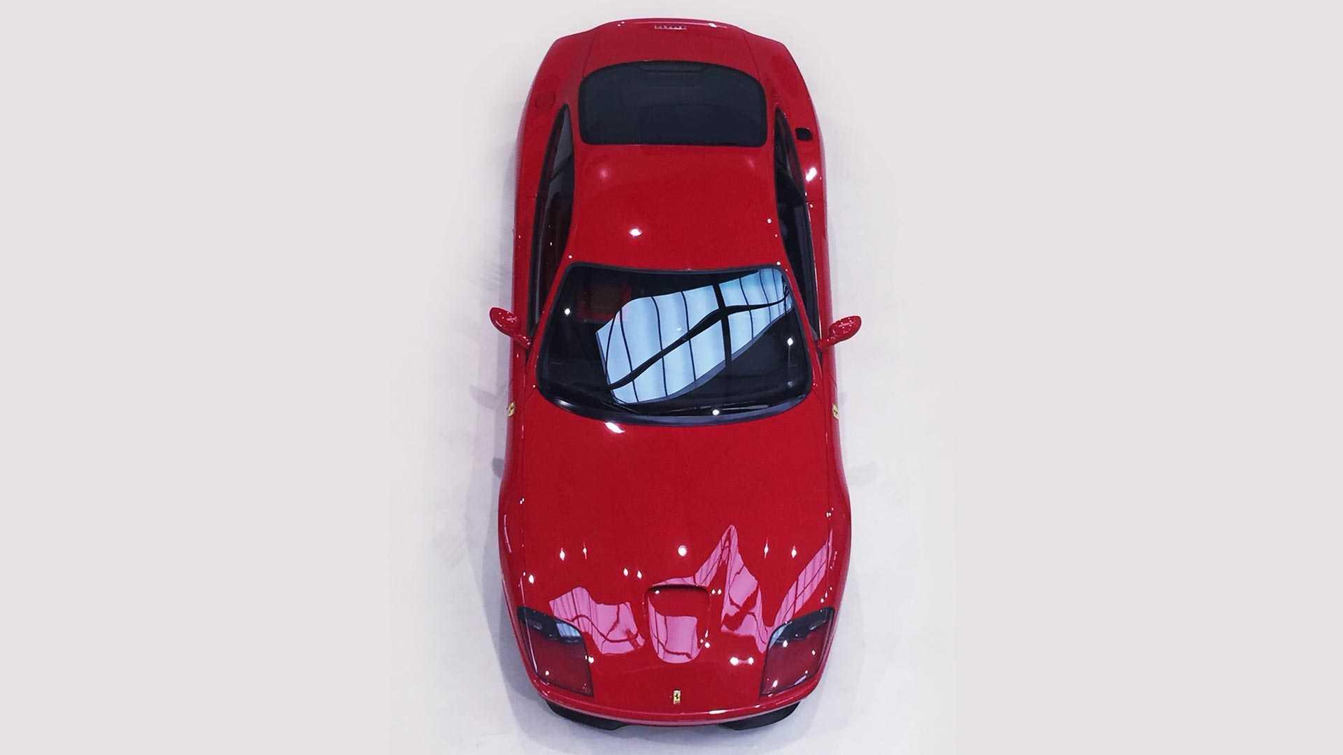 Британцы возродят Ferrari Breadvan на базе 550 Maranello 3