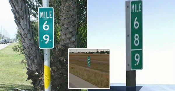 В США начали устанавливать странные дорожные знаки 1