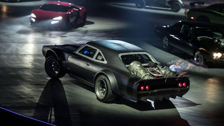 Автомобили из шоу «Fast & Furious Live» продадут на аукционе 2
