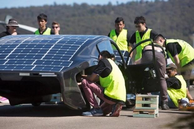 В Австралии разработали самый экономичный автомобиль 2