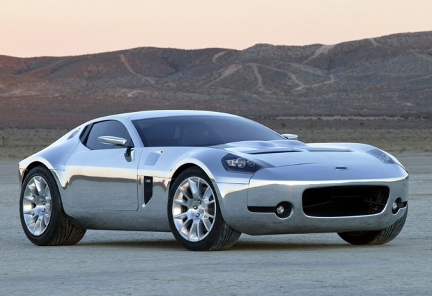 Cамый первый Ford Shelby GR-1 будет производиться в дальнейшем 1