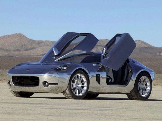 Cамый первый Ford Shelby GR-1 будет производиться в дальнейшем 2