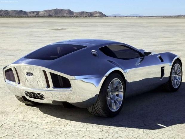 Cамый первый Ford Shelby GR-1 будет производиться в дальнейшем 3