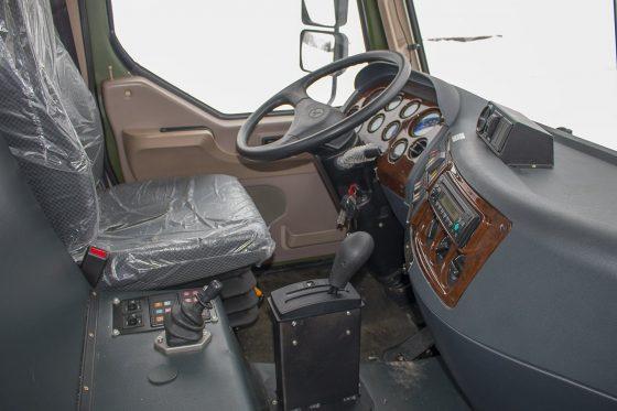 КрАЗ передал украинским военным новый многоцелевой вездеход 3