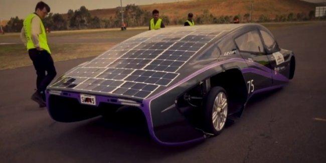 В Австралии разработали самый экономичный автомобиль 1