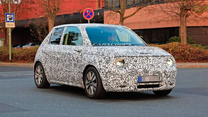 Honda покажет городской электромобиль Urban EV на автосалоне в Женеве 1