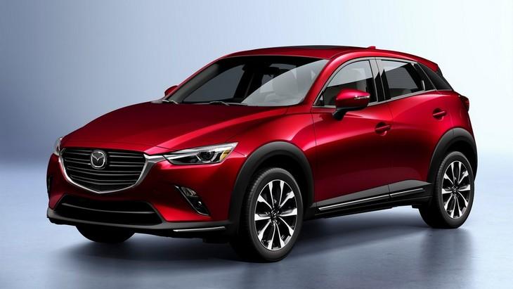 Mazda покажет новую модель на автосалоне в Женеве 1