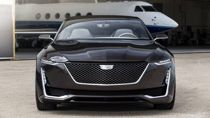 Cadillac первым в General Motors получит новую платформу для электромобилей 1