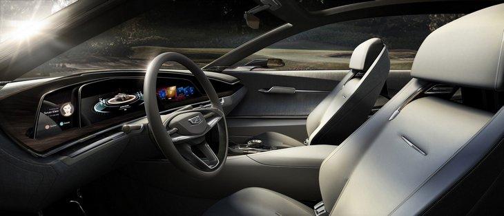 Cadillac первым в General Motors получит новую платформу для электромобилей 3