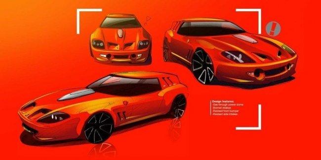 Британцы «воскресят» гоночный шутинг-брейк Ferrari 2