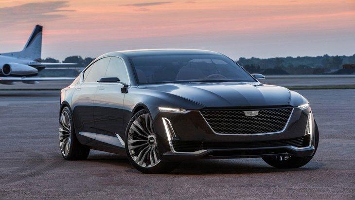 Cadillac первым в General Motors получит новую платформу для электромобилей 2