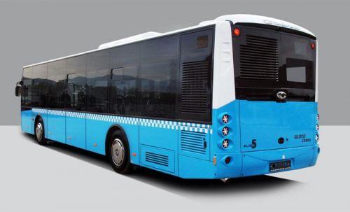 В Украине появятся новые турецкие автобусы 2