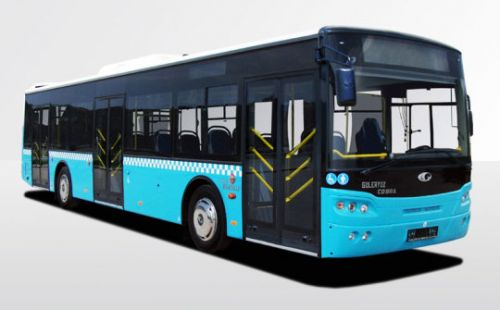 В Украине появятся новые турецкие автобусы 1