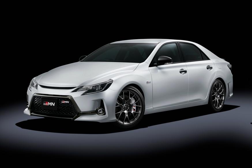 Toyota вернула Mark X спортивную версию GRMN 1