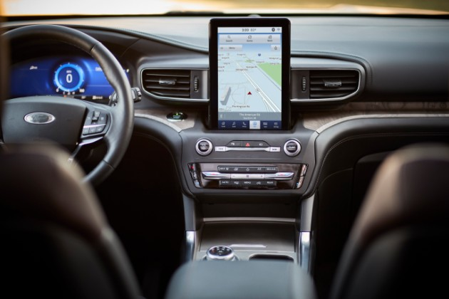 Ford официально презентовал новый Explorer 2