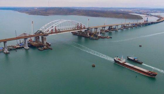 Крымскому мосту пророчат печальное будущее 1