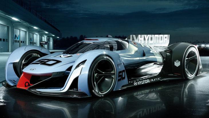 Hyundai может показать концепт водородного спорткара на автошоу Детройта 1