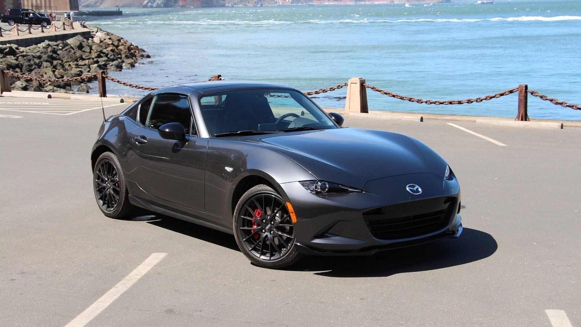 Mazda анонсировала юбилейную MX-5 30th Anniversary Edition 1