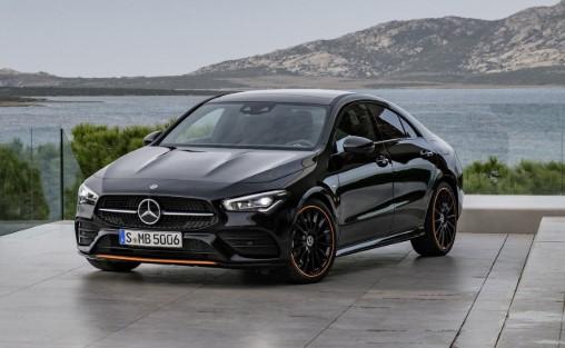 Mercedes-Benz официально представил новый CLA 1