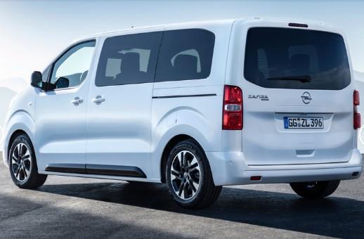 Новый минивэн Opel Zafira оказался близнецом моделей Peugeot и Citroen 2