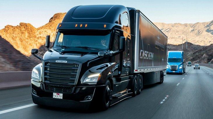 Daimler инвестирует 500 миллионов евро в автономные технологии для грузовиков 1